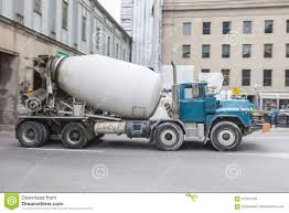 100 Concrete Truck Delivery Truck In The City Stock Image Image Of Delivery 103751597