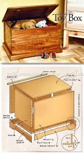 wooden toy box plans google search wooden toy box pinterest
