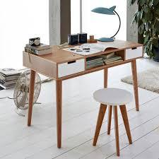 petit bureau scandinave petit bureau scandinave petit bureau annes en teck brun tiroirs