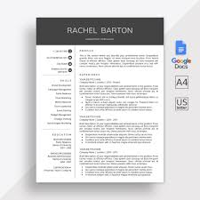 Google Docs Resume Template Google Docs CV Template Google | Etsy 10 Google Docs Resume Template In 2019 Download Best Cv Themes Microsoft Office Lebenslauf Luxus Docs At My Google Resume Focusmrisoxfordco Rumes For College Applications Templates New Application Free Fresh Doc Creative Market Html Examples Builder Executive 20 Wwwautoalbuminfo List Of Top 5 By On Dribbble Use Now