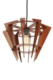 100 Wooden Ceiling Sehaz Artworks DIY Diamond Octagon Manufactured Pendant Lamp Shade 30 Cm X 30 Cm X 4 Cm Brown