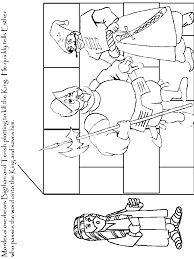 Esther7 Bible Coloring Pages