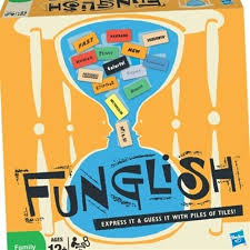 How Good Are You At Giving Clues And Guessing Them Funglish Is A Really Fun Word Game That Gives Chance To Try Your Hand Both