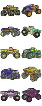10 Set Monster Trucks Machine Embroidery Designs Blaze Truck Cartoon Monster Applique Design Fire Blaze And The Monster Machines More Details Embroidery Designs Pinterest Easter Sofontsy Monogramming Studio By Atlantic Embroidery Worksappliqu Grave Amazoncom 4wd Off Road Car Model Diecast Kid Baby 10 Set Trucks Machine Full Boy Instant Download 34 Etsy
