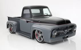 1955 Ford F100 RMD Garage - Total Cost Involved 1955 Ford F100 For Sale Classiccarscom Cc966406 1956 Grill Mean Trucks Pinterest Trucks The Classic Pickup Truck Buyers Guide Drive Sale 2183707 Hemmings Motor News Fresh Body Panels An Reincarnation Magazine Mercury Classic Pickup 1948 1949 1950 1951 1952 1953 Sema Build Tmi Products Youtube Hot Rod Archeology Threads Flashback F10039s New Arrivals Of Whole Trucksparts Or Steven Bloom Total Cost Involved Shanes Car Parts Marmherrington Texas Trucks Classics