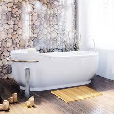 bambusmatte für bad