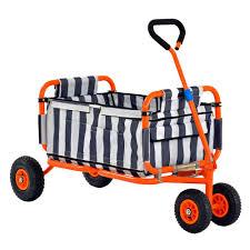 Sandusky 5 cu ft Folding Utility Cart FCW5424 The Home Depot