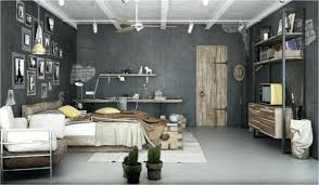 chambre style industrielle chambre style industriel amacnagement meuble style industriel la