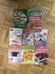 dr oetker rezeptbücher backen kuchen torten