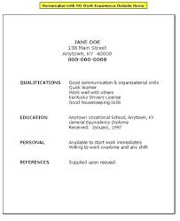 Tips For Writing A Resume With No Experience Teenage Cover Letter Sample