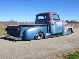 100 1950 Chevrolet Truck 3100 Patina Air Ride Custom For Sale In New