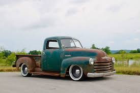 1950 Chevy Truck S10 Frame Swap