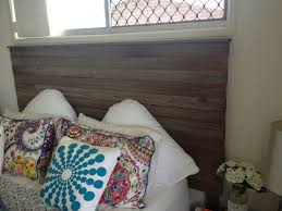 100 Building A Paling Fence DIY Bed Board Bed Head Made From Salvaged Fence Palings In