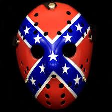 100 Rebel Flags For Trucks Mini Thins Flag Hockey Mask Mini Thin Merchandise