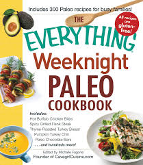 Paleo Pumpkin Chili Turkey by The Everything Weeknight Paleo Cookbook Book By Michelle Fagone