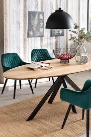 edle sitzgruppe fürs esszimmer wohnzimmer küche ovaler