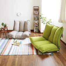 Living Room Futon Chair Furniture Japanese Floor Legless Modern