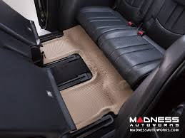 Maxpider Floor Mats Canada by Bmw Bmw X5 E70 Floor Mat 3rd Row Tan By 3d Maxpider