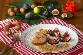 filet mignon de porc au miel et aux figues confites la cuisine