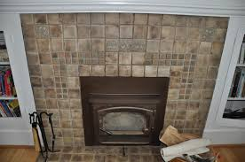 view how to replace fireplace tile home design planning creative