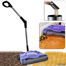 Shark Cordless Floor And Carpet Sweeper V2930 by Shark Stick Vacuum Cleaners Ebay