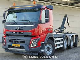 100 Truck 2014 For Sale At BAS S Volvo FMX 460 8X4 07
