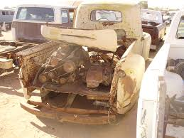 100 1950 Ford Truck Parts F 100 50FT2273C Desert Valley Auto