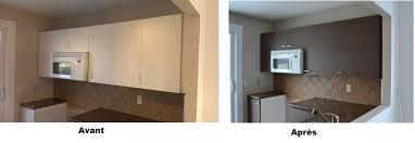 transformer facilement des armoires de cuisine en mélamine déconome