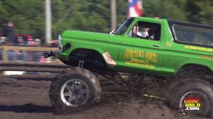 Highlights Trucks Gone Wild Tri-Truck Challenge At Bithlo Mud Racing ...
