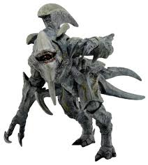 Toys R Us Deluxe Art by Neca Pacific Rim 8 Inch Ultra Deluxe Action Figure Kaiju