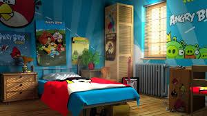 The Angry Birds Room Decor