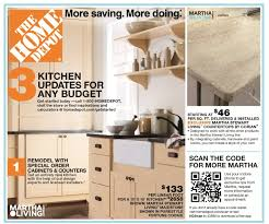 QR code in the Home Depot ad Howdiddle