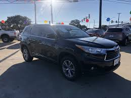 Pre-Owned 2016 Toyota Highlander LE Plus Sport Utility In San ...