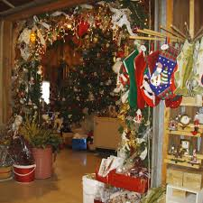 Wadsworth Ohio Christmas Tree Farm by Gift Shop Galehouse Tree Farm
