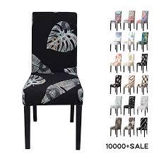 stuhlhussen stuhlbezug bürostuhl sessel stühle stuhl esszimmer stuhl stuhlhussen samt blume druck abnehmbar stuhl abdeckung stretch elastische hussen