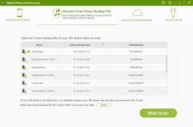 ISkysoft iPhone Data Recovery Pricing Reviews Alternatives and