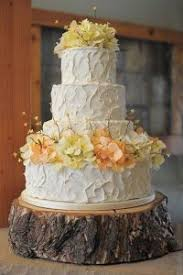 Wedding Cake Wooden Stand