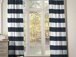 Tommy Hilfiger Curtains Cabana Stripe by Beautiful Navy Blue And White Curtains Contemporary Interior