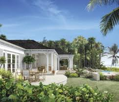 Colonial Style Homes At The Pink Sands Resort In Bahamas Evoke A Bygone Era Of Easy Luxury
