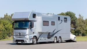 Vario Alkoven 1200 Mercedes Benz RV Can Swallow Your SLK
