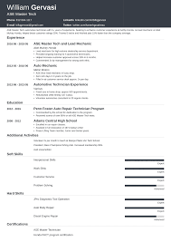 Mechanic Resume: Sample & Complete Writing Guide [+20 Examples] Auto Mechanic Cover Letter Best Of Writing Your Great Automotive Resume Sample Complete Guide 20 Examples 36 Ideas Entry Level Technician All About Auto Mechanic Resume Examples Mmdadco For Accounting Valid Jobs Template 001 Example Car Vehicle Motor Free For Student College New American
