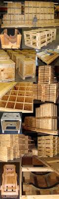 Wooden Crates And Boxes