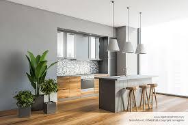 die küche grau streichen natürlichkeit für den modernen