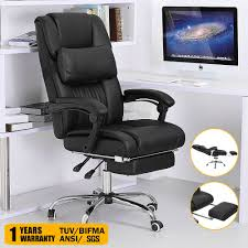 Executive Office Chair Ergonomic High Back Reclining Leather ... Recliner 2018 Best Recling Fice Chair Rustic Home Fniture Desk Is Place To Return Luxury Office Chairs Ergonomic Computer More Buy Canada On Wheels 47 Off Wooden Casters Sizeable Recling Office Chairs Lively Portraits The 5 With Foot Rest In Autonomous 12 Modern Most Comfortable Leg Vintage Wood Outrageous High Back Bonded Leather Orthopedic Of Footrest Amazoncom Gaming Racing Highback