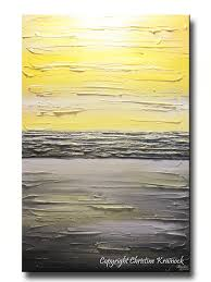Yellow And Gray Bathroom Wall Art by Yellow U0026 Grey Art Abstract Paintings Sophisticated Stunning