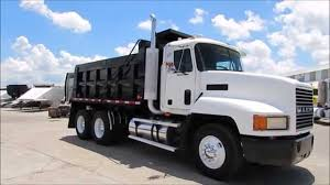100 Mack Trucks Houston Used Dump For Sale Louisiana LA Porter Truck Sales