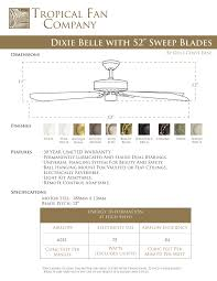 Ceiling Fan With Palm Leaf Blades by 52 Inch Dixie Belle Outdoor Tropical Ceiling Fan Bamboo Palm Blades
