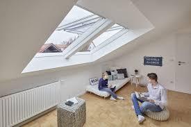 jugendzimmer mit dachschräge einrichten velux