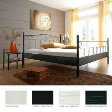 metallbett rinia nachttisch farbe und größe nach wahl doppelbett schlafzimmer