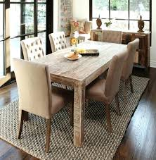 Dining Set Large Size Of Dinning Room Chairs Restoration Hardware Table For Sale La
